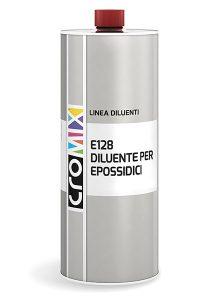 E128 Diluente per Epossidici